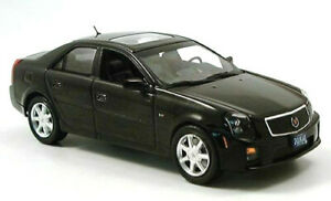 wonderful diecast-modelcar CADILLAS CTS-V  -  black - scale 1/43