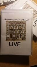 Dream Concert Series Presents:Led Zeppelin's Physical Graffiti vol 2 LIVE on DVD