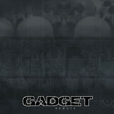 GADGET Remote CD NEW Relapse Records CD6612R