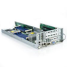 Supermicro Systemboard MBD-X8DTT-HF Rev. K Chassis w/ RSC-R2UT-2E8R Riser Board