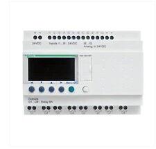 Schneider PLC Zelio Logic Relay SR2B201BD New In Box !