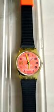 Vintage Swatch LK136 World Order 1992 Ladies Watch Originals New Old Stock