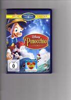 Pinocchio (2012)  (Walt Disney) DVD