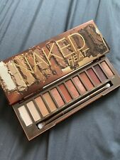 Urban Decay Palette Naked Heat