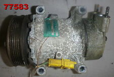 Klimakompressor  Citroen C3  1,6 16V 80/109 EZ: 09.2002 (77583)