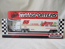 Matchbox Super Star 1992 Transporters Ted Musgrave Jasper Engines  #6126