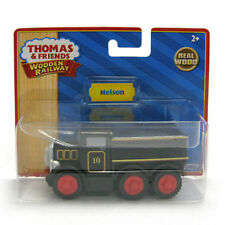 THOMAS THE TANK & FRIENDS-WOODEN NELSON TRACTOR YELLOW LABEL 2011 **NEW IN BOX**