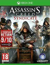 Assassins Creed: sindicato Xbox One-Nuevo y Sellado