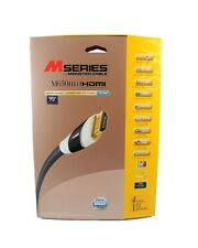 Monster Cable M-Series M650 HDMI HDTV Advanced High Speed 4 FT