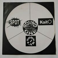 """Private press 90s UK indie / rock. Blue vinyl 12"""". Sods Law, Kaito. Norwich"""