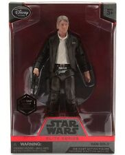 Han Solo Elite Series Die Cast Action Figure - 6 1/2'' - The Force Awakens