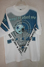 NFL Dallas Cowboys Do Not Adjust Your Set This is Football XL T-Shirt