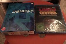 Jim Jarmusch Collection UK Blu-ray + Bonus Blu-ray  Like New Soda Pictures