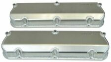 Moroso Fabricated Aluminum Valve Covers Billet Rail for Ford 302 / 351W 68475