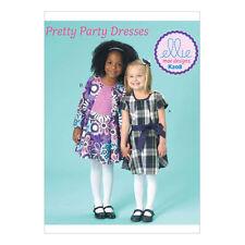 Child Dress Sewing Patterns