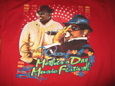 2014 Mother's Day Music Festival (2XL) T-Shirt CHARLIE WILSON GLADYS KNIGHT