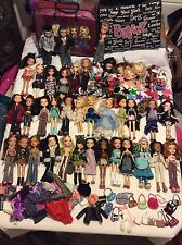 HUGE! Rare MGA Bratz Dolls & Accessories LOT!  (Sasha Jade Cloe Sasha Yasmine)
