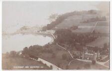 Argyll; Inverary & Loch Fyne Aerial Photo PPC Unused, Pre 1919, Unposted - Rare!