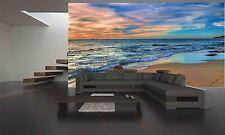 SUNSET BEACH,AUSTRALIA GIANT WALL DECOR PAPER POSTER FOR BEDROOM