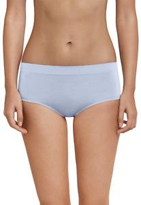 Schiesser Ladies Retro Briefs Seamless Light Panties 36-48 S-3XLTagwäsche