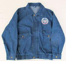 Men's Medium World War II Veteran Blue Jean Jacket