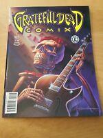 GRATEFUL DEAD MAGAZINES 1 2 3 4 5 6 7, 1ST PRINTS, KITCHEN SINK, VOL 2, 1991