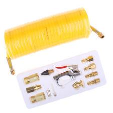14 x Air Tool Quick Connect Alloy Air Compressor Hose Accessories Tool Set