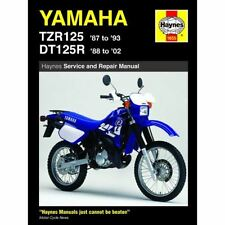 Yamaha Motorcycle Workshop Manuals Books