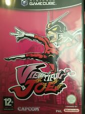 Viewtiful Joe Nintendo GameCube Wii Game Complete With Manual PAL Version