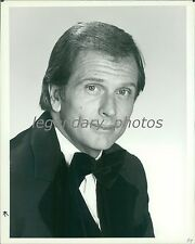 1980 Portrait of Actor Ron Ely Original News Service Photo