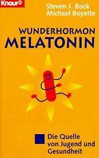 Wunderhormon Melatonin. Die Quelle von Jugend und Gesund... | Buch | Zustand gut