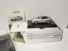 Kyosho 1:64 Mercedes-Benz SLK 55 AMG silver Brand new