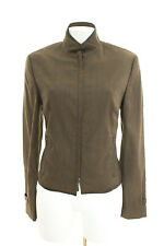 VIVENTY BERND BERGER Blazer Gr. DE 38 Damen Jacke Jacket Oliv Wolle