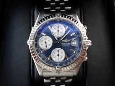Breitling Chronomat A13350 Pilotband Revision Box Zertifikat Top