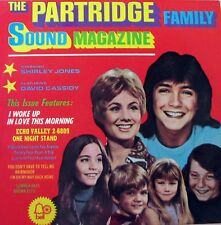 The PARTRIDGE FAMILY Sound Magazine LP - David Cassidy    SirH70