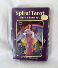 SPIRAL TAROT DECK AND BOOK SET 1998. Belgium