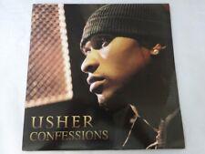Usher Confessions Arista 82876-60990-1 US  VINYL LP