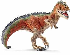 Schleich Giganotosaurus Toy Figure Orange Dinosaur Play Kids Children New Toys