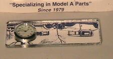 1928-1931 Model A Ford Clock Mirror
