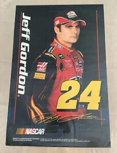 """Jeff Gordon 2008 NASCAR poster HGL Inc. 30"""" x 20"""""""