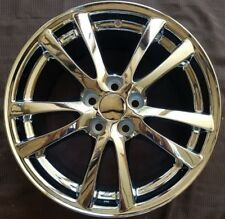 "18"" LEXUS IS250 IS350 CHROME OEM ALLOY WHEEL RIM 18x8 1/2 2006-2008 (REAR)"