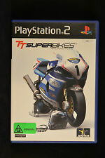 PlayStation 2 (PS2) Game - TT SUPERBIKES 1 Real Road Racing - Complete (PAL)