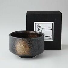 Mino ware tea bowl Sunafuki chawan Matcha Green Tea Japanese with Box