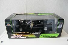 ERTL 1/18 The Fast and The Furious Dodge Charger