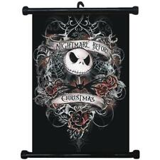sp212384 The Nightmare Before Christmas Home Décor Wall Scroll Poster 21 x 30cm