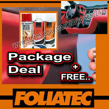 FOLIATEC Interior Colour Spray 2006 Red 400ml Folia Tec Innenraumlack Colour