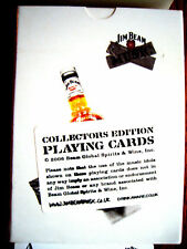 2006 Jim Beam Collectors Edition Music Playing Cards