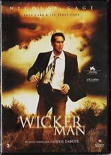 WICKER MAN de Neil LaBute con Nicolas Cage (carátula en catalán) Edición diarios