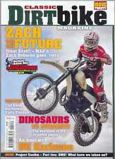 CLASSIC DIRT BIKE-No.20/2011-(NEW COPY) *Post included to UK/Europe/USA/Canada