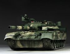 Award Winner Built Xact 1/35 T-80U Soviet Main Battle Tank +PE +More